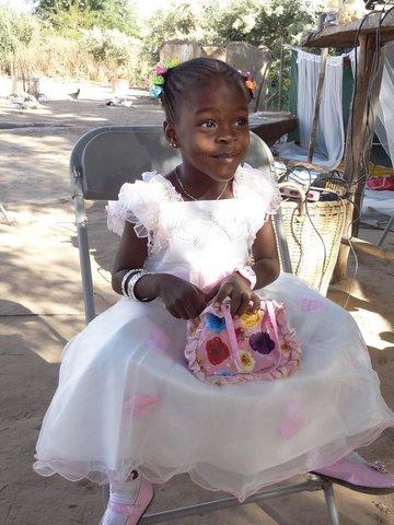 1. Christmas party in Diema