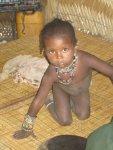 15. Fulani child