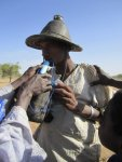 20.  Lesson on how to use the lifestraw