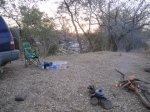 8. Safari camping