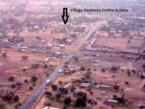 International Crossroads of Mali